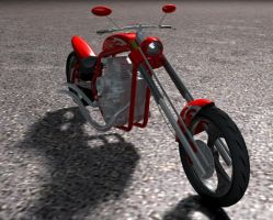 redbike by TheUncle