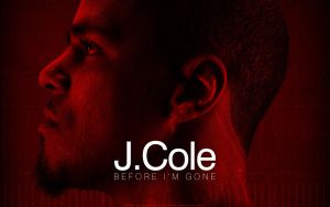 J.Cole - Before I'm gone by kty-3