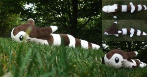 Furret Plush by Chochomaru