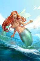 Song of the siren by clayscence
