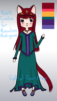Custom for RosalinnRodriguez by Spiral-Teardrop