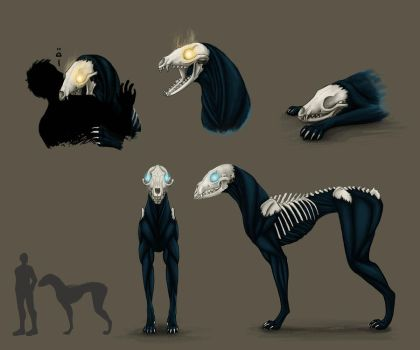 HellHound_Ref-Sheet_WIP by The-Purring-Teapot