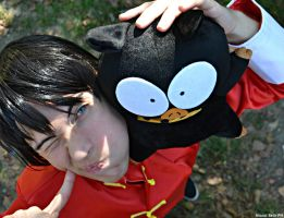 Ranma Cosplay #2 by Alexcloudsquall