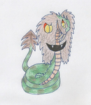 Doom Lever - Serpent by SparrowWrightheart