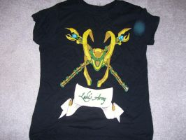 Loki T-Shirt! by Hannah2070