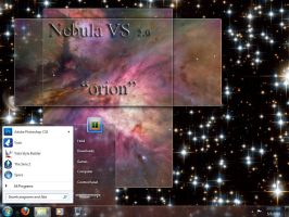 nebula 2 orion VS by npbreakthrough