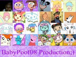 New BabyPoof08 Prodction Poster2014/ID by BabyPoof08