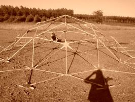 construction d'un dome by tangae