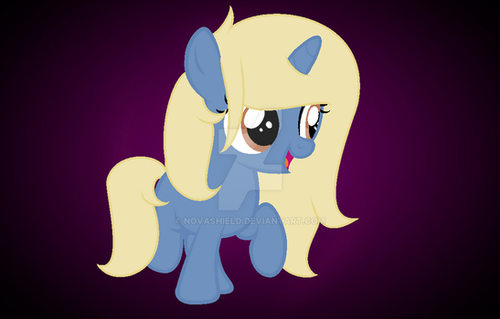 Mlp Base  22 Oh Look  A Filly Base  By S Apphiiree by NovaShield