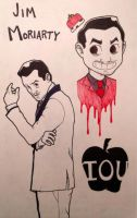 Moriarty. by xiam47