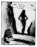 22 Panels Wally Wood Falmouth Remix 2 by leeoconnor
