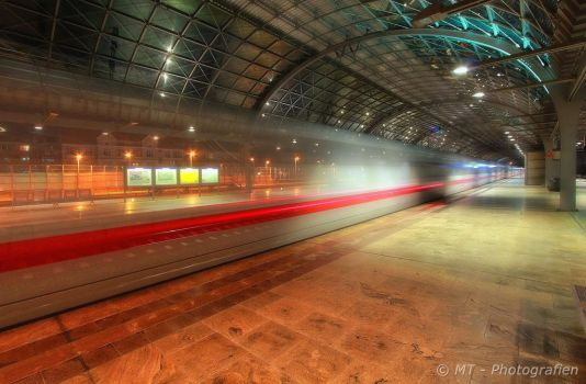 ghost train 2 by MT-Photografien