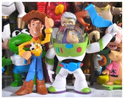 Woody and Buzz by eccoarts