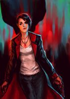 Fem Dante by TheBoyofCheese