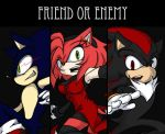 Friend or Enemy? REMAKE by vanessacoelho868587
