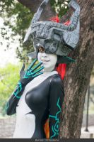 Cursed Midna Cosplay by MelodyZombie
