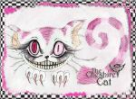 The Cheshire Cat by angelicetherreality