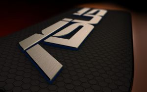 Asus logo by dIinfectedM