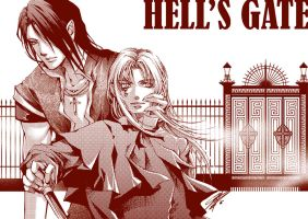 RL Commission_Hell Gate by Ecthelian