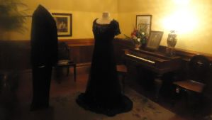 Haunted Piano in Craigdarroch by Jess2Lucky