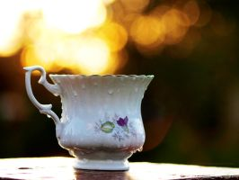 cup of bokeh by Katari01