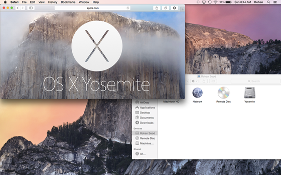 OS X Yosemite - What's compatible? by rsood