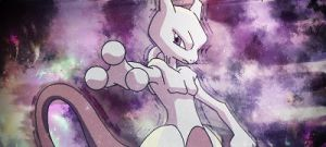 Mewtwo by Vianhart