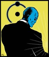 Dr. Manhattan by 1hope