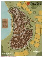 Citystate of Redmark by Sapiento