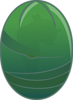 mlp changeling egg unhatched by matty4z