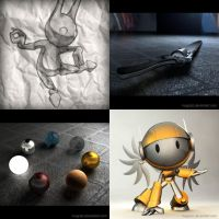 Mog's Render Collection 2 by mogcaiz