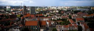 view on Gdansk by mike-ha