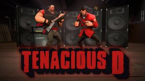 Tenacious D Wallpaper by PrivateDumpy