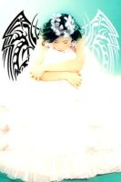 'My angel..' it was my name... by ArienGothica