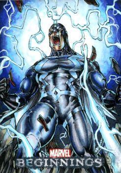 Black Bolt by DKuang