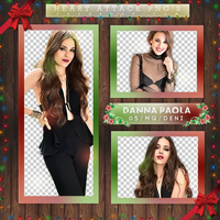 Danna Paola Photopack PNG by bubblegumhq