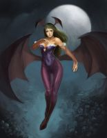 Morrigan by frankhong