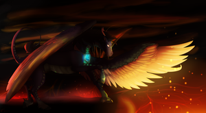The Rising by SpytDragonFyre