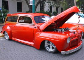 Woody Lead Sled by StallionDesigns