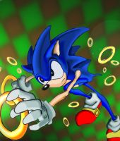 Sonic by Tophoid