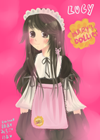 LUCY mary's dollies by Ria-tan