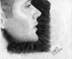 Jensen Ackles by Lilushechka13