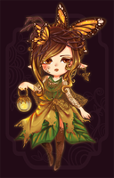 Spirit Of The Forest2 [AUCTION 48h] ::CLOSED:: by ClockworkAdopt