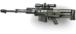 MW3: AS50 by FPSRussia123