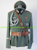WW2 German Feldbluse Tunic by ww2collection