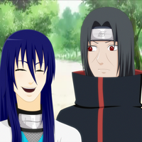 PC - Hinako and Itachi by Airusa-Chan