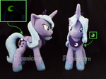 Luna plush by lemonkylie