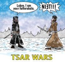 Tsar Wars by oldiblogg