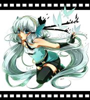 AT: A Split-second Leap by hitogata