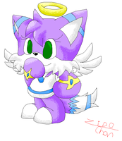 Huski The Fox Chao by Zipo-Chan